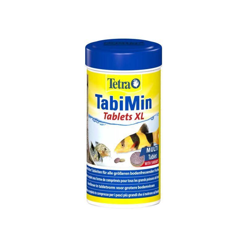 Alimentation Tablets TabiMin pour poissons Contenance 133 comprimés - Tetra