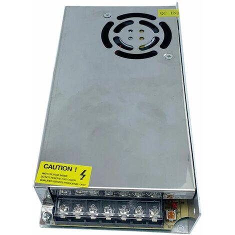 """main image of """"Alimentatore 24V 10A 220V stabilizzato switch trimmer ventola raffredamento"""""""