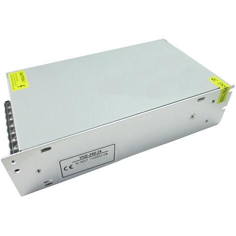 """main image of """"Alimentatore 24V 30A stabilizzato videosorveglianza switch trimmer ventola"""""""