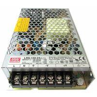 Alimentatore MeanWell CV Trasformatore 24V 150W 6,5A LRS-150-24 Per Prodotti A Led