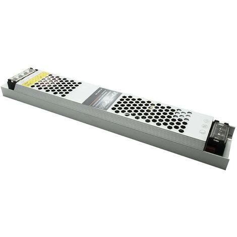 """main image of """"Alimentatore stabilizzato 200W slim trasformatore 24V 8.3A"""""""
