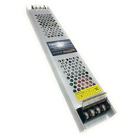 """main image of """"Alimentatore stabilizzato 300W slim trasformatore 24V 12.5A"""""""
