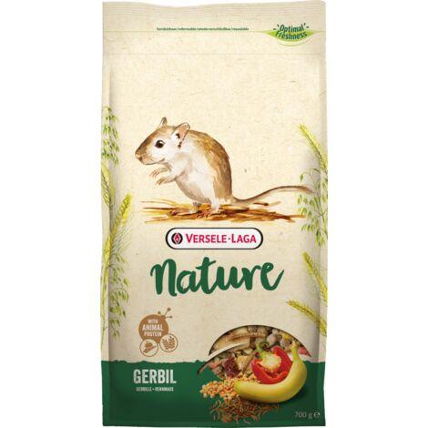 Alimentazione Misto e ricco di cereali 700G per gerbilli