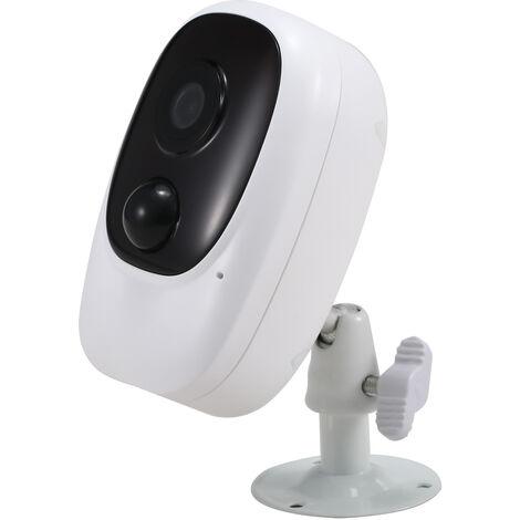 Alimente Par Piles Cameras De Surveillance De La Detection De Mouvements Pir Cameras De Vision Nocturne Audio Etanche Ip65 M01 Dans Les Deux Sens Unique