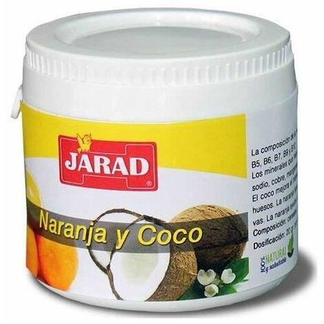 Alimento complementario para aves NARANJA Y COCO JARAD 100 gr