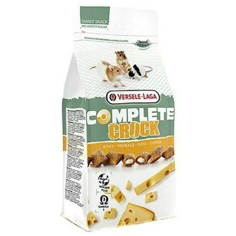 Alimento complementario para roedores CROCK COMPLETE VERSELE LAGA QUESO 50 gr.