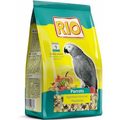 Alimento completo Rio per pappagalli busta da 500 g