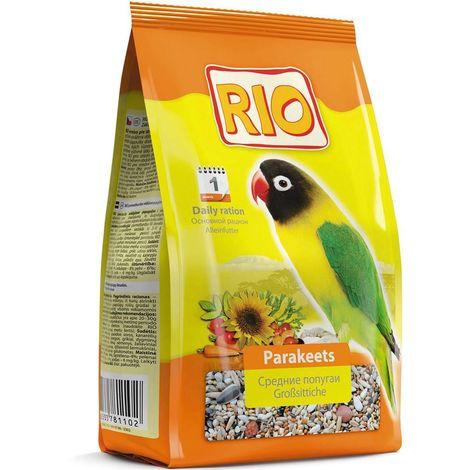 Alimento completo Rio per parrocchetti busta da 500 g