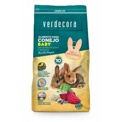 ALIMENTO CONEJO BABY VERDECORA - 3KG