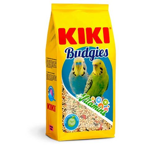 Alimento Kiki Mixtura Periquitos 5 kg - Ref: 5207