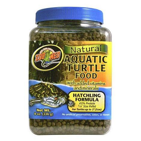 Alimento Natural Tortuga Acuática