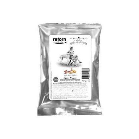 Alimento semi húmedo para perro RETORN PAVO 100 gr
