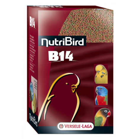Aliments NutriBird B14 Versele Laga pour perruches