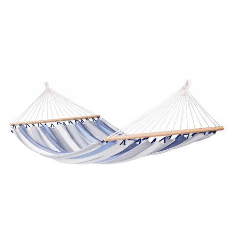 Alisio Sea Salt - Hamac à barres double outdoor - Bleu / turquoise