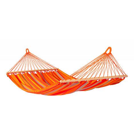 Alisio Toucan - Hamac à barres double outdoor - Jaune / orange