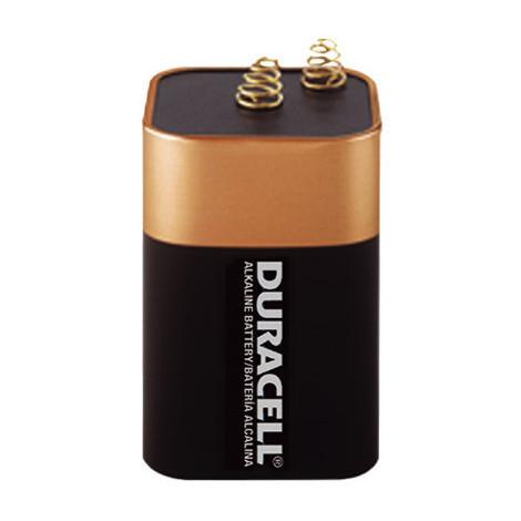 Alkaline battery 4LR25R - MN908 Duracell 6V 13Ah