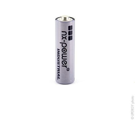 Alkaline battery NX-Power AA - LR6 1.5V 3.4Ah