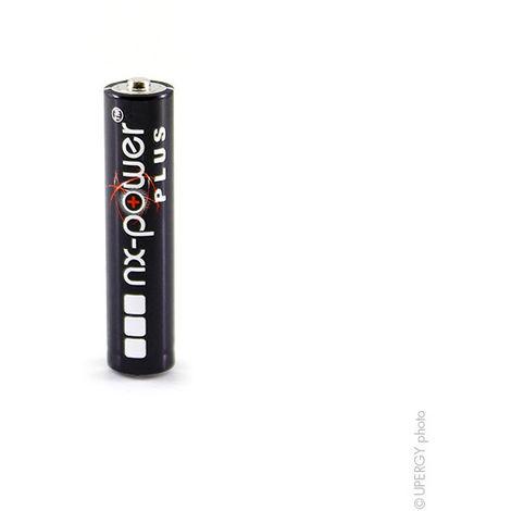 Alkaline battery NX Power Plus LR6 - AA 1.5V 3.4Ah