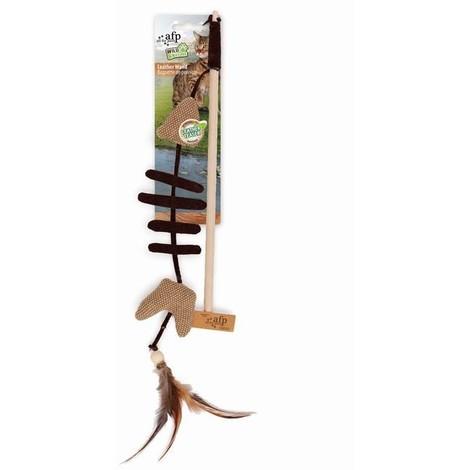 All For Paws Varitas Wild & Nature Para Gatos - Cuero 73cm