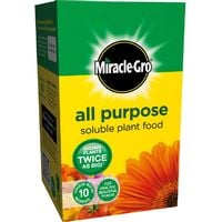 All Purpose Soluble Plant Food Gives Beautiful Healthy Plants - 500g