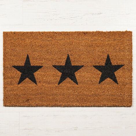 All Stars Coir Door Mat - Standard