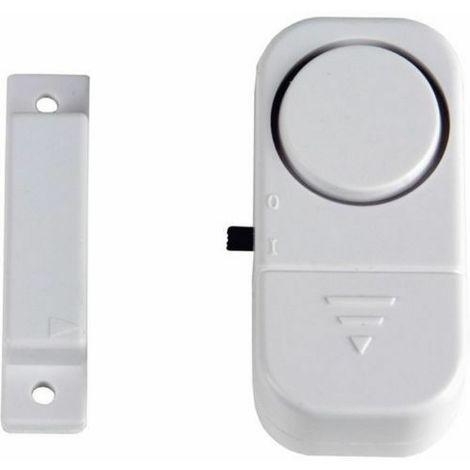 Allarme a batteria per porta e finestra maurer