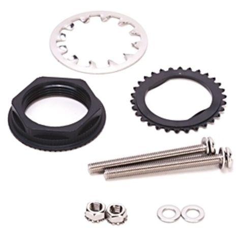 Allen-bradley 129-130 Photoelectric sensor mounting kit - 2 nuts - washers - vis