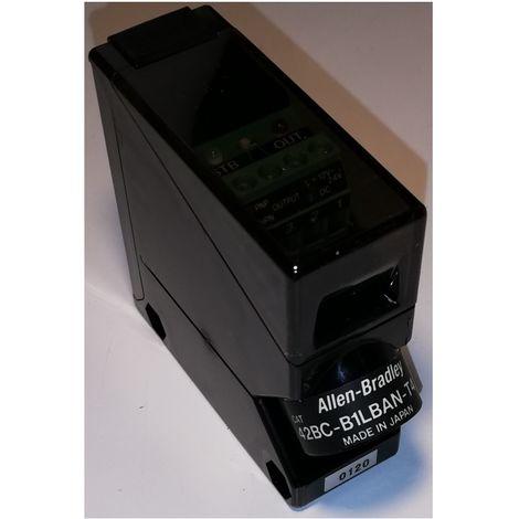 Allen-bradley 42BC-B1LBAN-T4 Sensor photoelectric 24VDC - 2m - Out NPN/PNP - LED