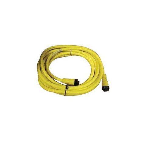 Allen-bradley 889N-F4AFNM-1 Double connection cord - 4P - Female-male - 7A