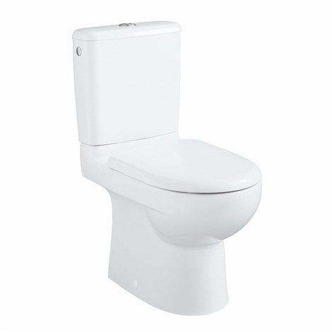Allia - Pack WC au sol PRIMA Compact Multi