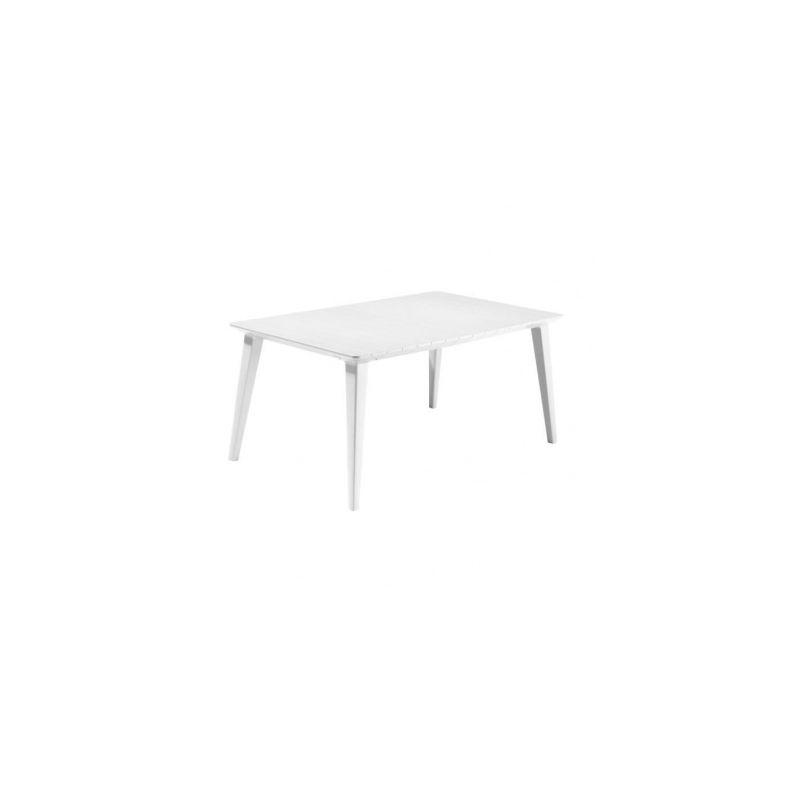 ALLIBERT JARDIN Table Lima 160 6 personnes - Design contemporain ...