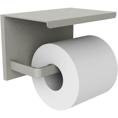 Allibert Toilettenpapier Loft-Spiel-Plattform matt weiß