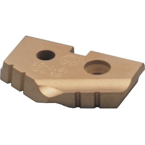 Allied Machine and Engineering 132N-35 35.00mm CPM-M4 HS S Ticn Coat Insert