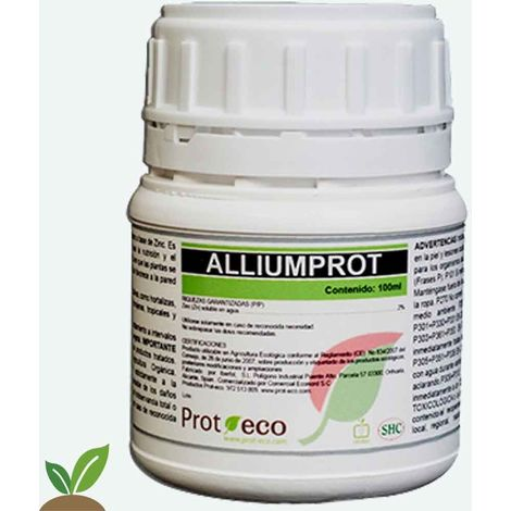 ALLIUMPROT INSECTICIDA ECOLOGICO - 100ML