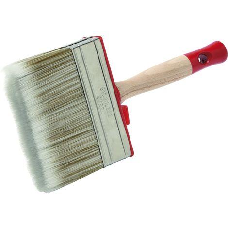 1 Pinsel Flächenstreicher Malerbürste Flachpinsel Lasur