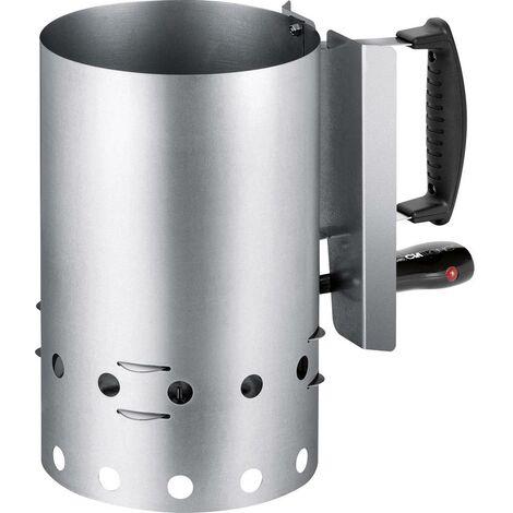 Allume-barbecue Clatronic EGA3662 Silver Inox