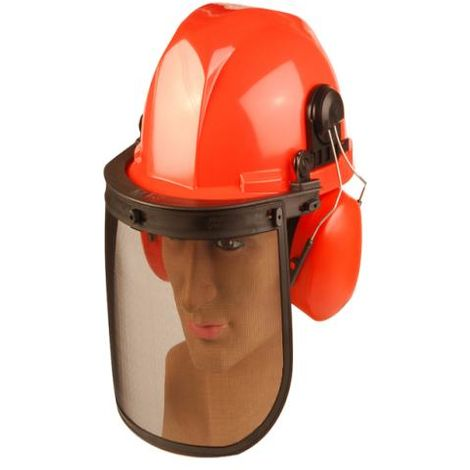 ALM Manufacturing CH011 Chainsaw Safety Helme