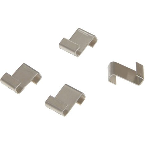 ALM Manufacturing GH002 GH002 Z Lap Clips Pack of 50
