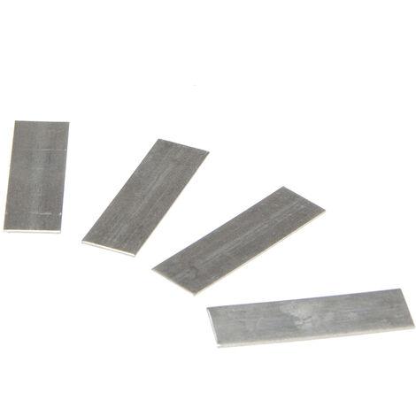 ALM Manufacturing GH005 GH005 Aluminium Lap Strips Pack of 50