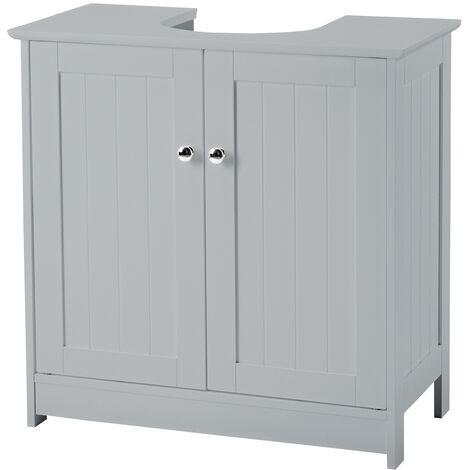 Alorta Bathroom Storage Unit - Grey