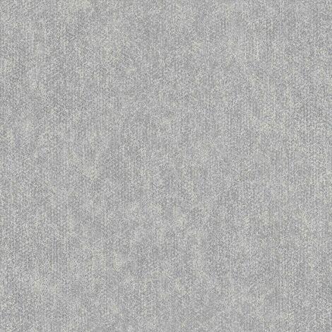 "main image of ""Alpha Texture Wallpaper Muriva Light Grey Concrete Industrial Effect Modern"""