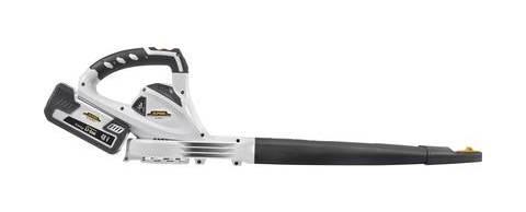 Alpina BATTERIA soffiatori di fogliame BL 548 li 48 V senza batteria