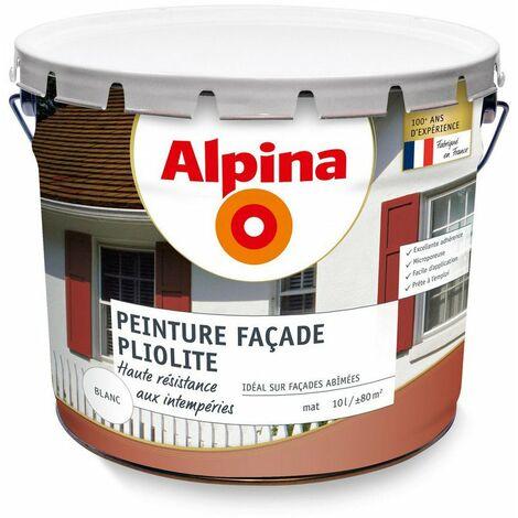 Alpina Facad Pliolite 5ans 10l Blan - ALPINA