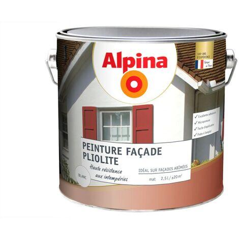 Alpina façade pliolite 5 ans 2L5
