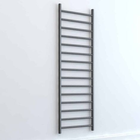 ALPINE ELEMENTS Modern Heated Towel Rail / Warmer - Electric