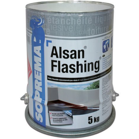 ALSAN FLASHING en 5 kg