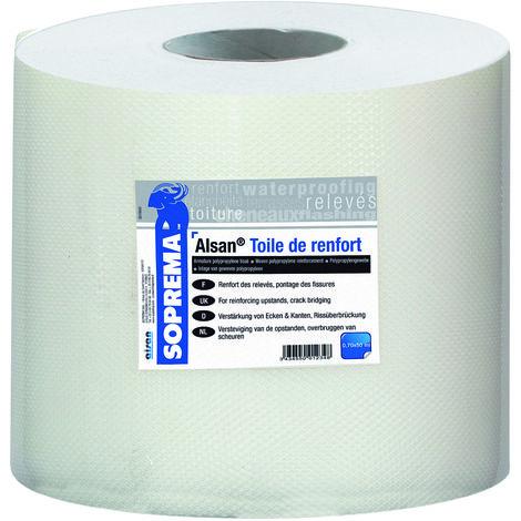 ALSAN TOILE DE RENFORT 0,15 x 10 ml