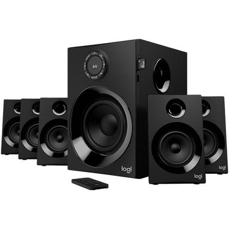 Altavoces logitech z607 5.1 surround 160