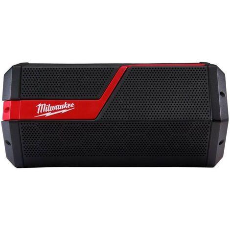 Altavoz de obra Bluetooth 12-18V M12-18 JSSP-0 MILWAUKEE