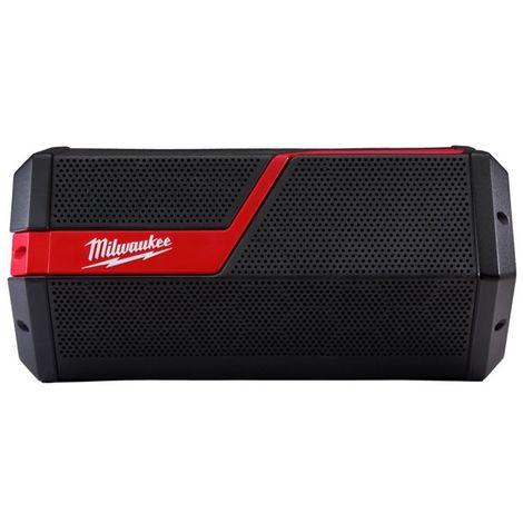 Altavoz de obra Bluetooth 12-18V (Sólo máquina) M12-18JSSP-0